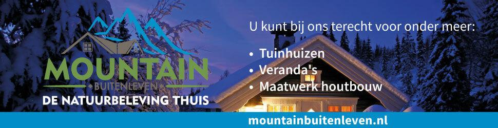 Mountain Buitenleven banner