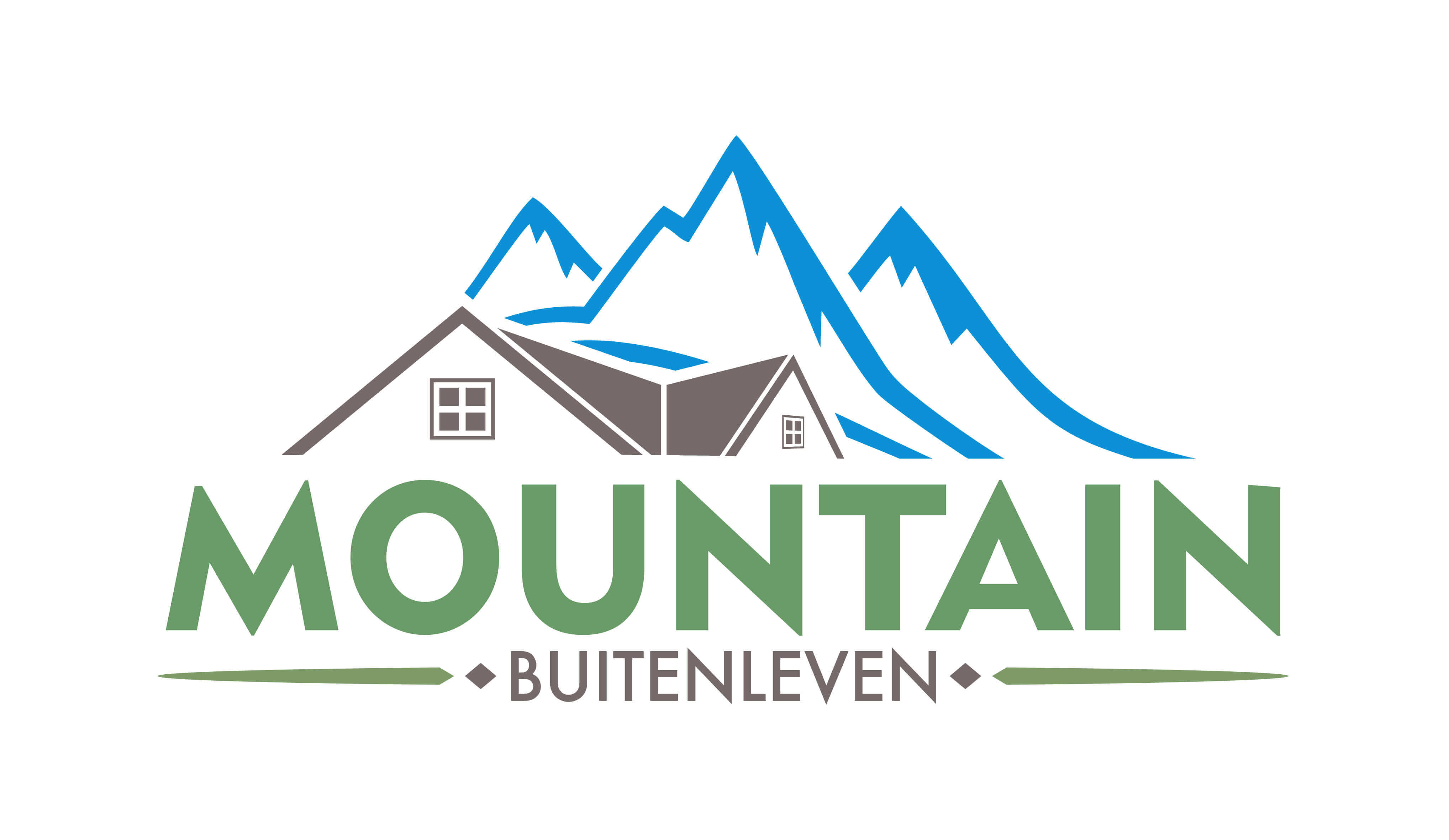 Mountain buitenleven